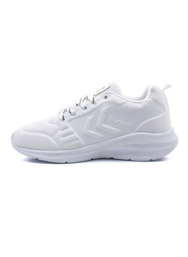 Hummel Unisex Hml Hml Vejle Sneakers M212152-9001-R Beyaz